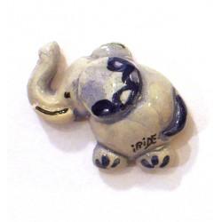Calamita piccola in ceramica modello elefante