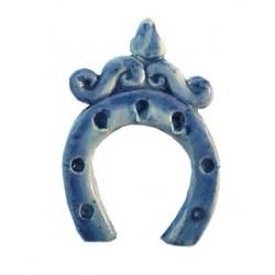 Calamita piccola in ceramica modello ferro di cavallo