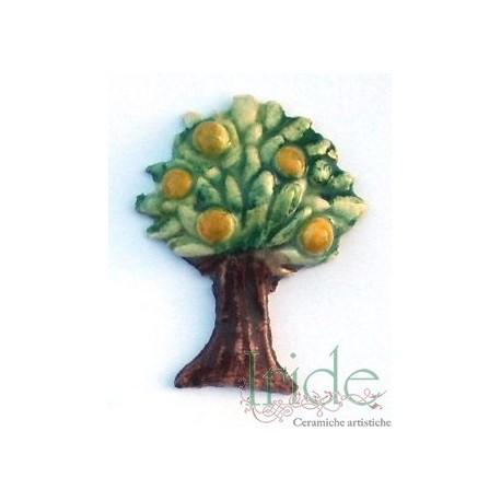 Calamita piccola in ceramica modello albero della vita